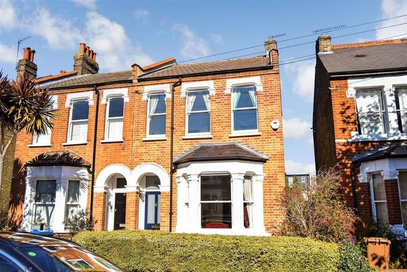 3 Bedrooms Semi Detached House for sale in South Park Road, Wimbledon