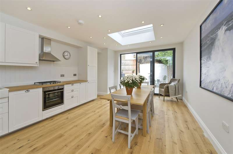 3 Bedrooms Cottage House for sale in Atwood Road, Hammersmith