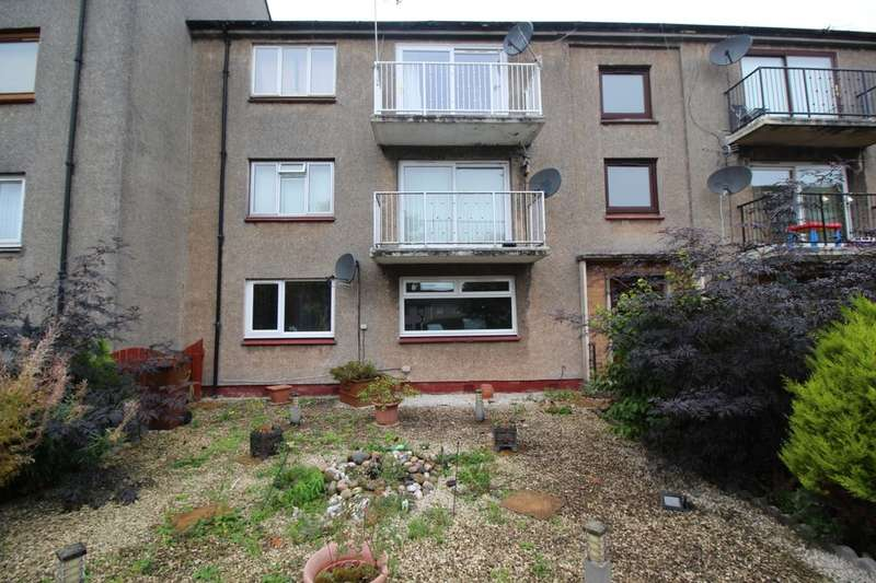 2 Bedrooms Flat for sale in Denhead Crescent, Dundee, DD2
