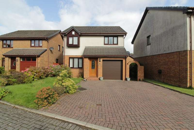 3 Bedrooms Semi Detached House for sale in Overmills Road, Ayr, KA7