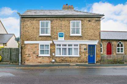 3 Bedrooms Link Detached House for sale in Soham, Ely, Cambridgeshire