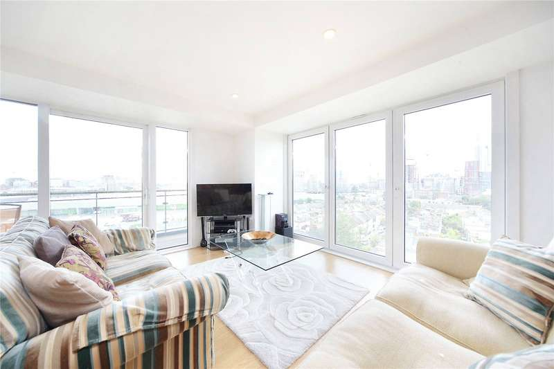 2 Bedrooms Flat for sale in Cornell Square, London, SW8