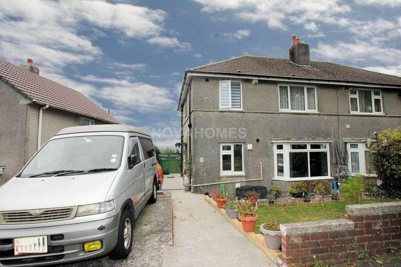 1 Bedroom Flat for sale in Hawkinge Gardens, Ernesettle, PL5 2RW - STUNNING VIEWS, EXCELLENT GARDEN