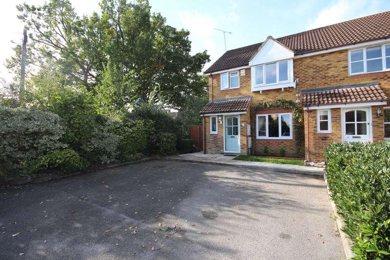 3 Bedrooms End Of Terrace House for sale in Deller Street, Binfield