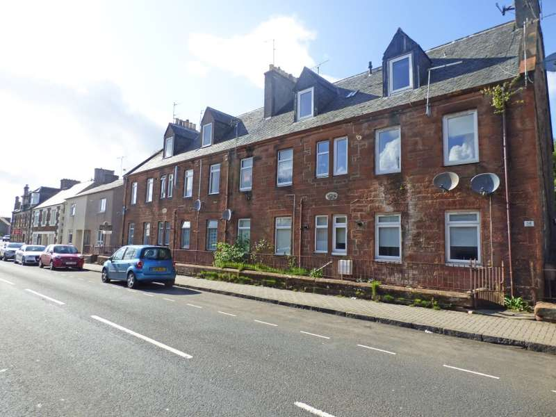 1 Bedroom Flat for sale in 14C, Whitehall, Maybole, South Ayrshire