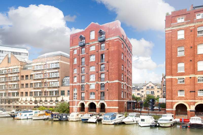 1 Bedroom Apartment Flat for sale in Buchanan's Wharf North