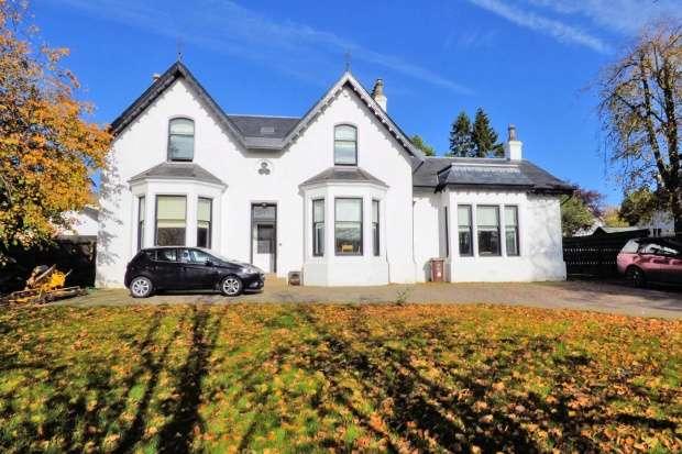 5 Bedrooms Detached House for sale in Clark Street, North Lanarkshire, Lanarkshire, ML6 6DU