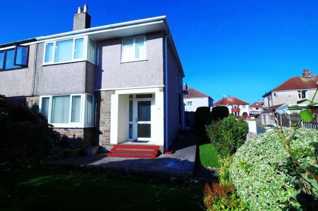 3 Bedrooms Semi Detached House for sale in Lloyds Avenue, Morecambe, Lancashire, LA4 4NU