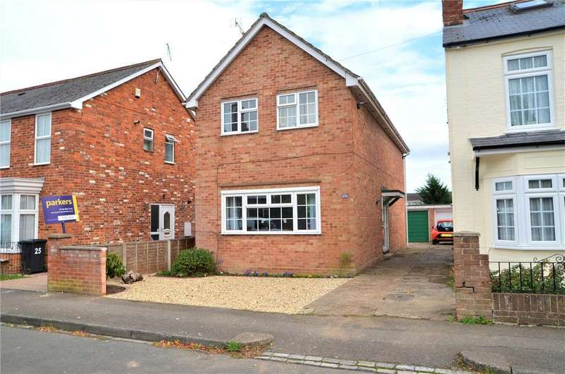 3 Bedrooms Detached House for sale in Blundells Road, Tilehurst, Reading, Berkshire, RG30