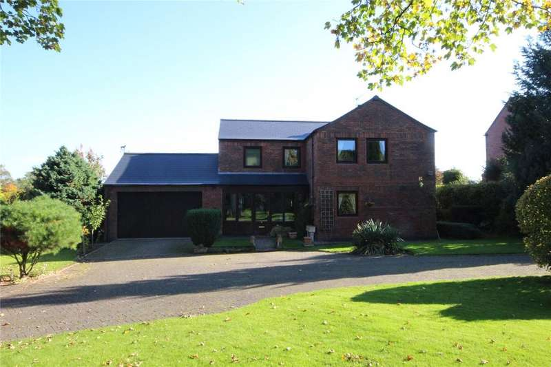 4 Bedrooms Detached House for sale in 9 The Orchard, Great Corby, Carlisle, Cumbria