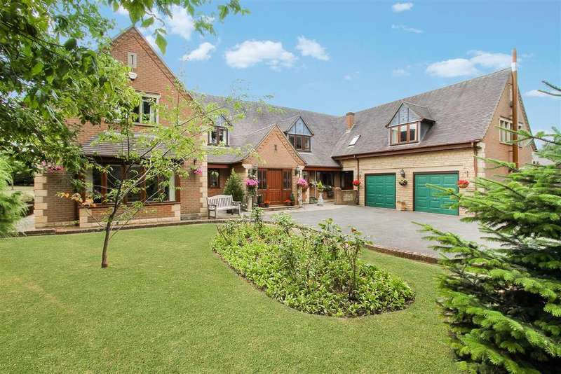 6 Bedrooms Detached House for sale in Perwell Close, Bredon, Gloucestershire