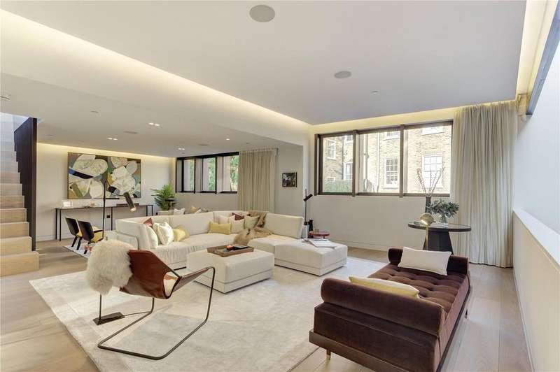 4 Bedrooms Terraced House for sale in Princedale Road, London, W11