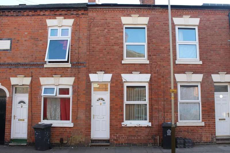 3 Bedrooms Terraced House for sale in Chandos Street, Highfields, Leicester