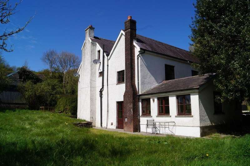 5 Bedrooms Smallholding Commercial for sale in Blaenycoed Road, Carmarthen SA33