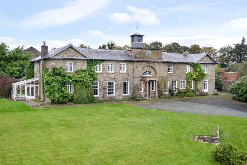 7 Bedrooms Detached House for sale in Bishops Castle, Shropshire, SY9
