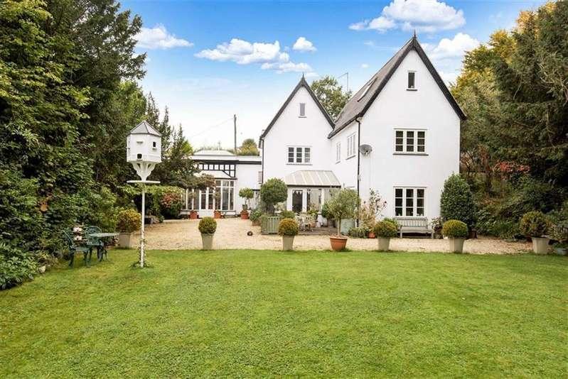 6 Bedrooms Detached House for sale in Mill Lane, Uplyme, Lyme Regis, Dorset, DT7