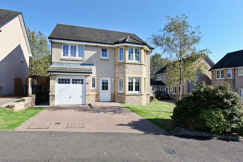 4 Bedrooms Detached House for sale in Sauchie Crescent, Kinglassie, Lochgelly