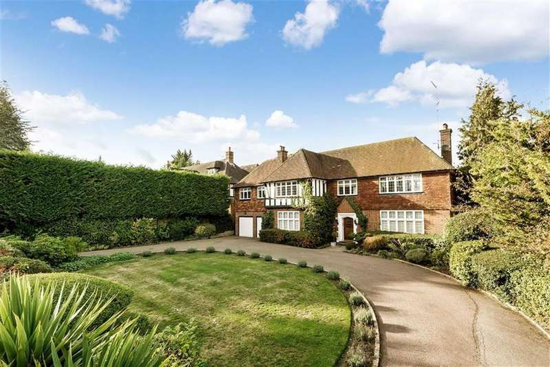 5 Bedrooms House for sale in Beech Hill, Hadley Wood, Hertfordshire