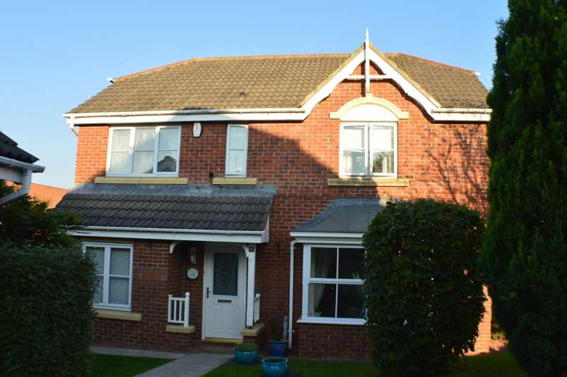 4 Bedrooms House for sale in Cross Street, Prudhoe, NE42