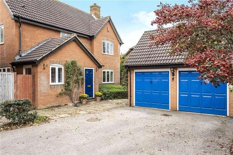 4 Bedrooms Detached House for sale in Hamburg Croft, Shenley Brook End, Milton Keynes, Buckinghamshire