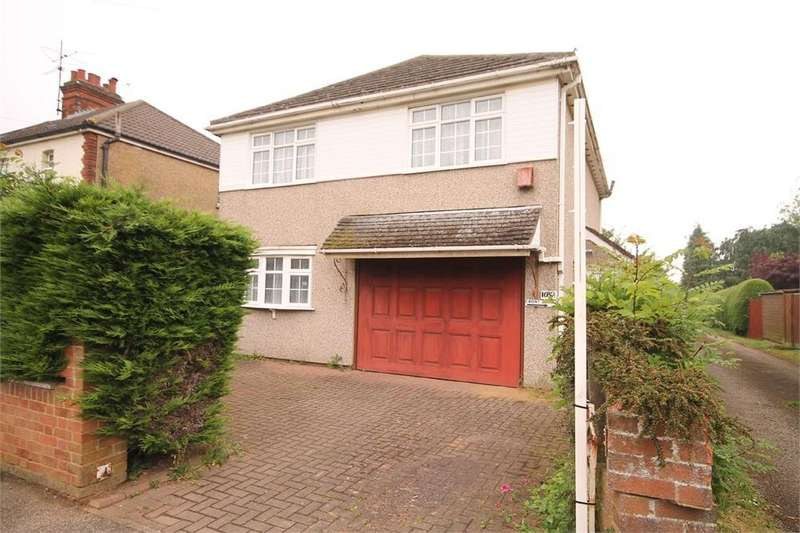 4 Bedrooms Detached House for sale in Fairview Road, Old Town, Hertfordshire