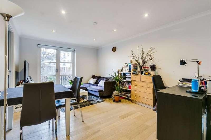 1 Bedroom Flat for sale in Brompton Park Crescent, London