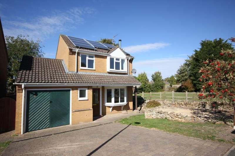 3 Bedrooms Detached House for sale in Ashtree Gardens, Collyweston