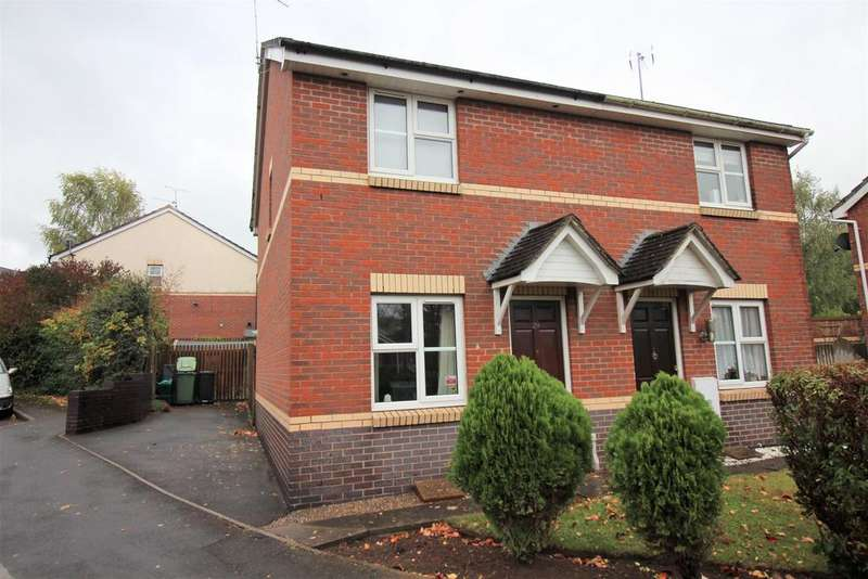 2 Bedrooms Semi Detached House for sale in Armstrong Close, Thornbury, Bristol, BS35 2PQ