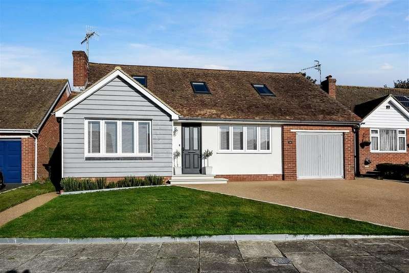 5 Bedrooms Detached House for sale in Kingsmead Walk, Seaford