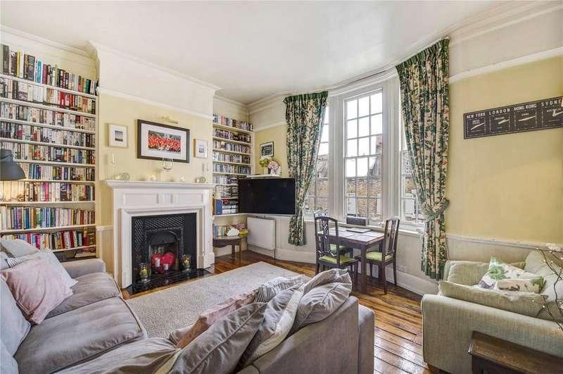 2 Bedrooms Flat for sale in The Studios, Edge Street, Kensington, London, W8
