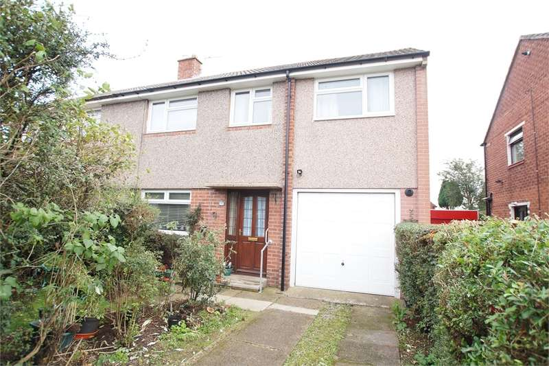 5 Bedrooms Semi Detached House for sale in CA1 2QF Chertsey Bank, Off London Road, Carlisle, Cumbria