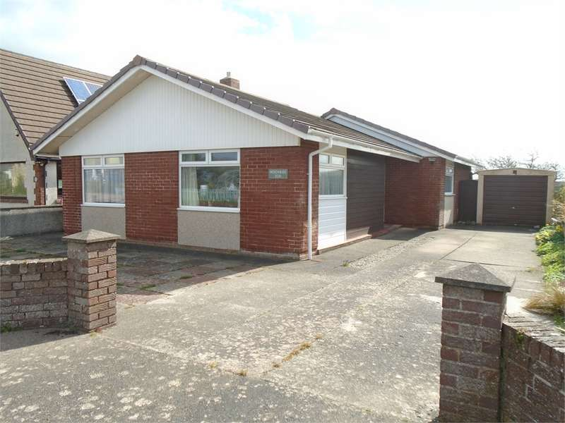 3 Bedrooms Detached Bungalow for sale in CA7 4QS Skinburness Road, Skinburness, Wigton, Cumbria