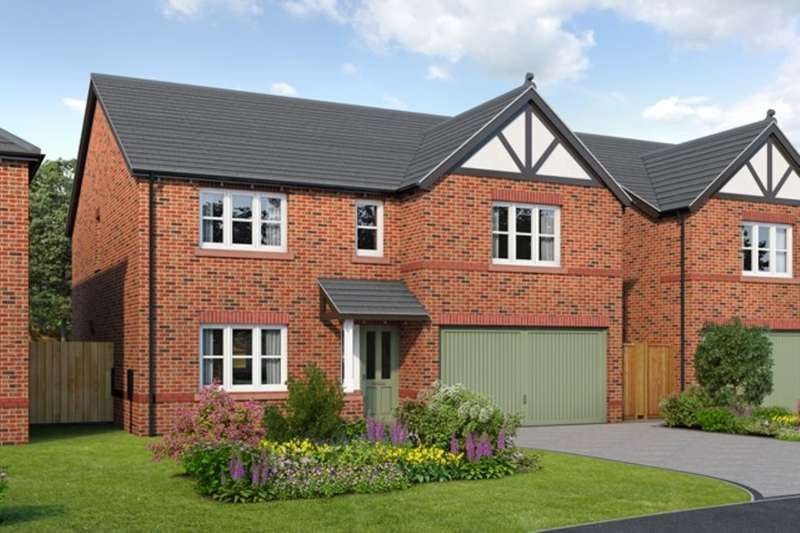 5 Bedrooms Detached House for sale in Frog Lane Gatesheath, Tattenhall, Chester, CH3