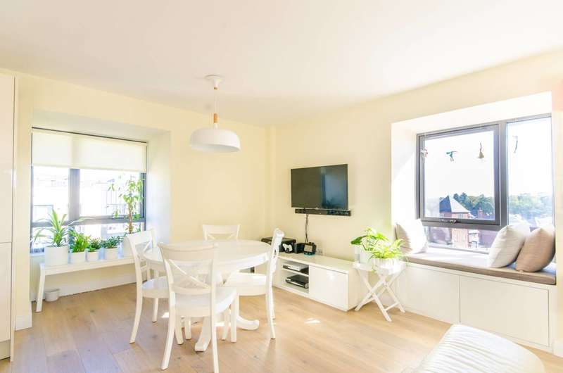 2 Bedrooms Flat for sale in Inglis Way, Mill Hill East, NW7