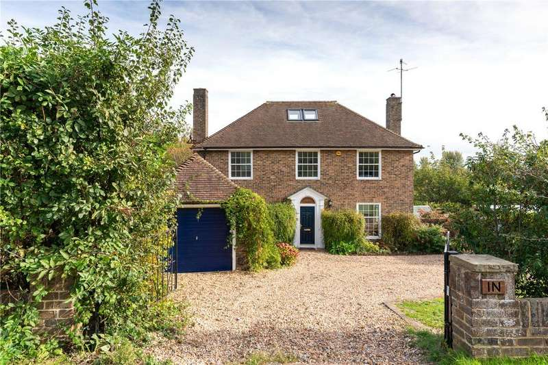 5 Bedrooms Detached House for sale in Cranedown, Lewes, East Sussex, BN7
