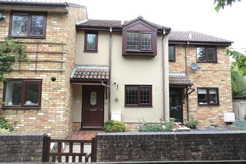 2 Bedrooms Terraced House for sale in The Green, Harrold