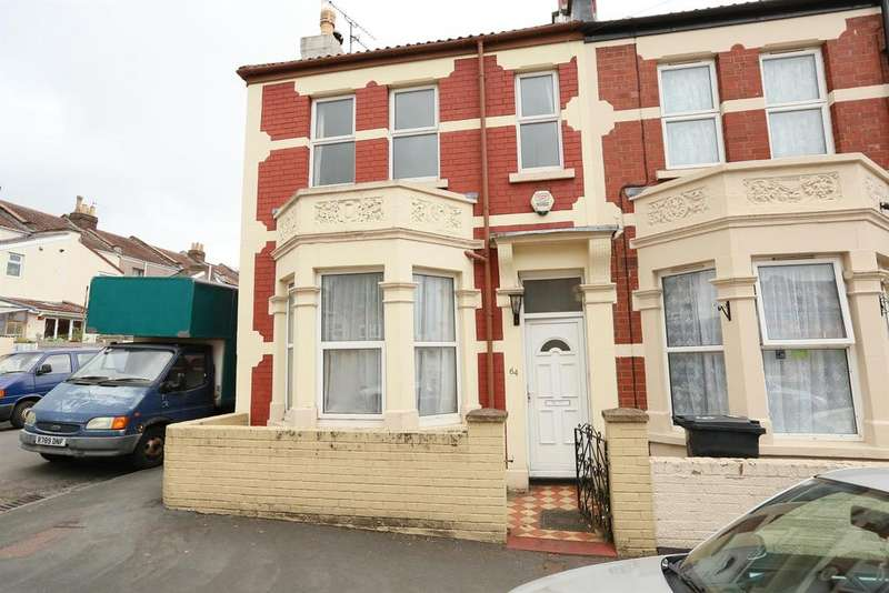 2 Bedrooms Terraced House for sale in Anstey Street, Bristol, BS5 6DQ