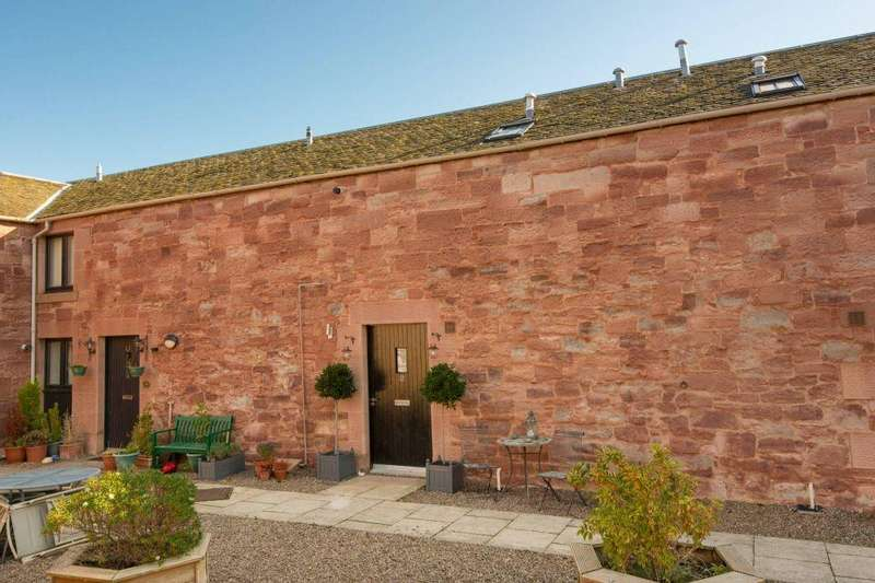 2 Bedrooms Terraced House for sale in 12 Hunter Steading, Dunbar, EH42 1SR