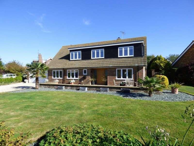 3 Bedrooms Detached House for sale in Apple Grove, Aldwick Bay Estate, Aldwick, Bognor Regis PO21