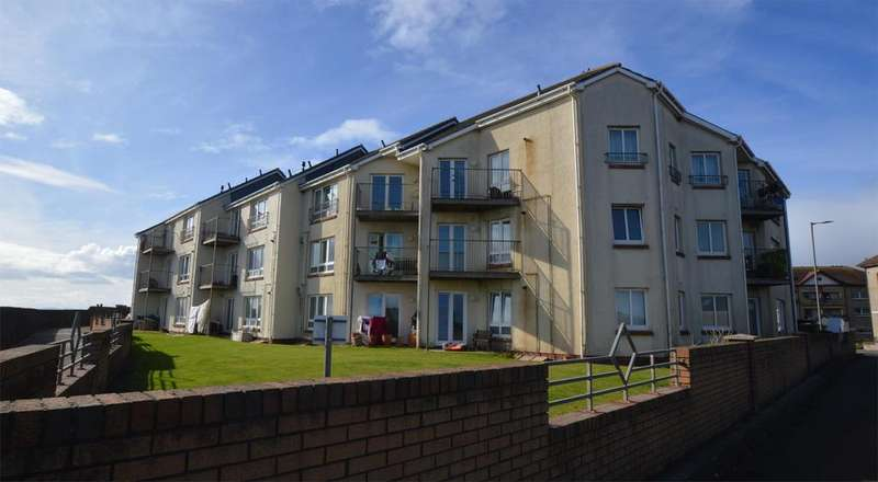 2 Bedrooms Flat for sale in 7 Harbour Point, SALTCOATS, KA21 5EQ