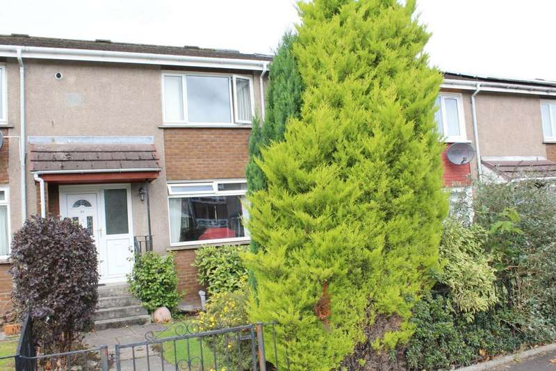 2 Bedrooms Terraced House for sale in Second Avenue, Bonhill G83