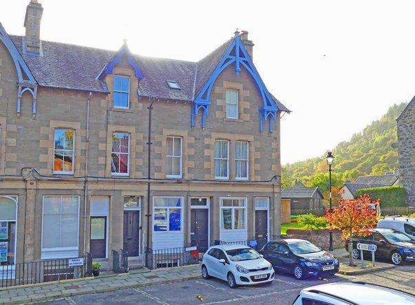 4 Bedrooms Town House for sale in Tower Buildings, Birnam, Dunkeld PH8
