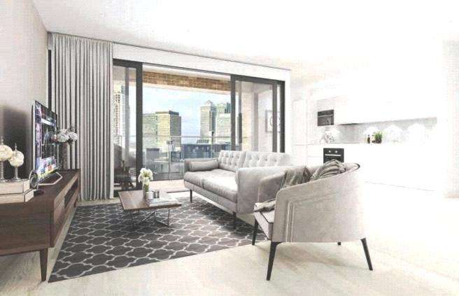 1 Bedroom Apartment Flat for sale in East Ferry Road, London, E14
