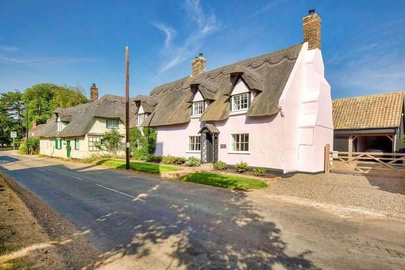 4 Bedrooms Detached House for sale in Bridge Road, Broughton, Cambridgeshire, PE28