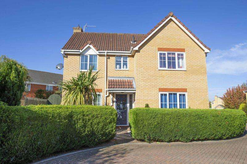 6 Bedrooms Detached House for sale in Winsford Road, Bury St Edmunds, IP32 7JJ