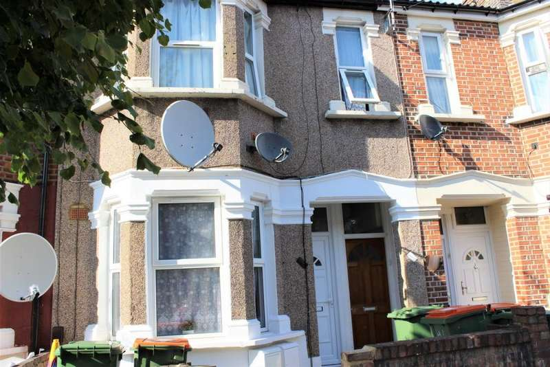 2 Bedrooms Flat for sale in Caulfield Road, East Ham, E6