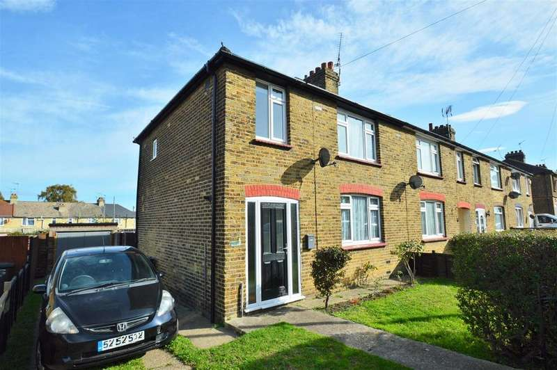 3 Bedrooms House for sale in Gunn Road, Swanscombe