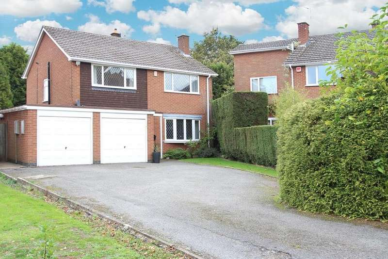4 Bedrooms Detached House for sale in Church Close, Dunton Bassett, Lutterworth