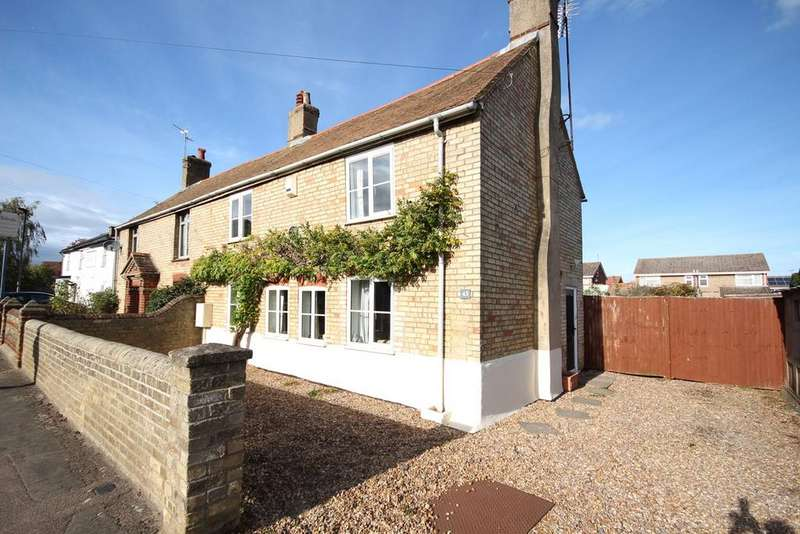 3 Bedrooms House for sale in Broad Street, Clifton, SG17