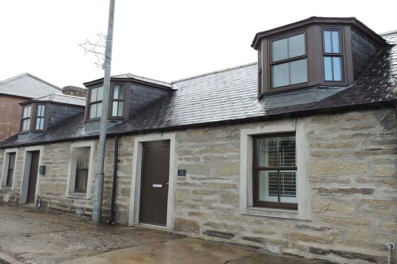 3 Bedrooms Property for sale in Regent Street, Keith, AB55